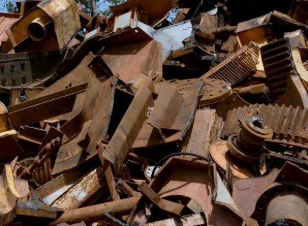 Ferrous heavy scrap